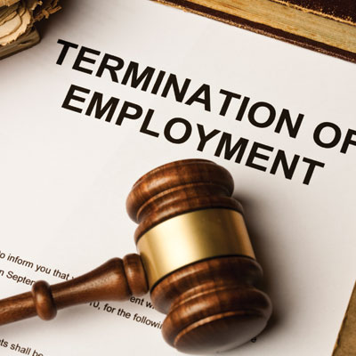 Your former employee sues you for wrongful termination